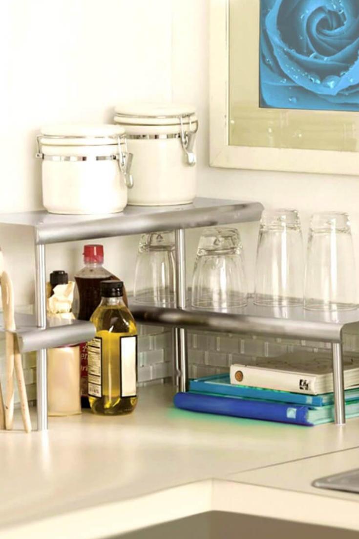 12 Kitchen Countertop Organization Ideas Kitchen Countertop