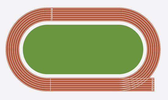Pin on SRP 2016  |Running Track Birds Eye View
