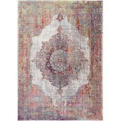 Photo of benuta Trends Teppich Visconti Multicolor 160×230 cm – Vintage Teppich im Used-Look