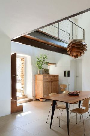 Maison de campagne familiale  12 photos qu\u0027on aime dream home - Hauteur Table Salle A Manger