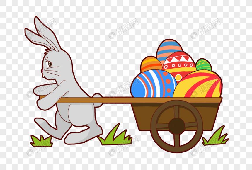 Creative Easter Eggs Festivals Easter Eggs Rabbits Carts Ideas Cartoons Creative Easter Eggs Template Design Web App Design