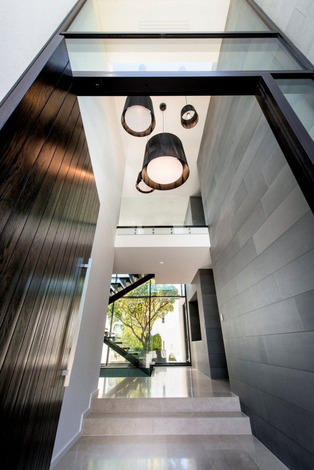 Urbane Projects have designed and built a home in Applecross, a ...
