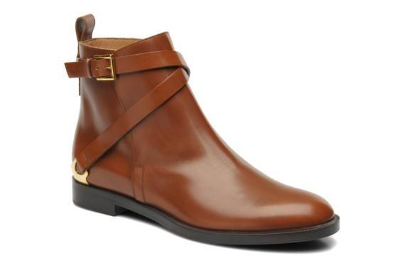 Fratelli Rossetti Magenta Beatles (Marron) - Bottines et boots chez Sarenza b35e3d8a9b8