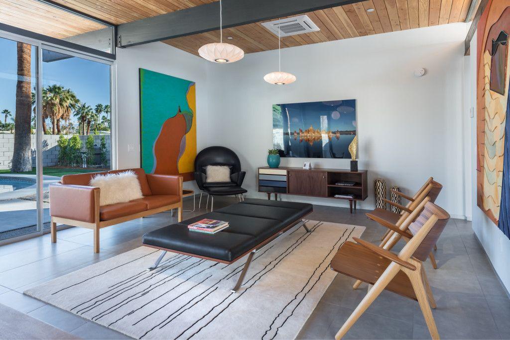 Palm Springs Interior Design Style Livingroom 2 Da 5 Da 684