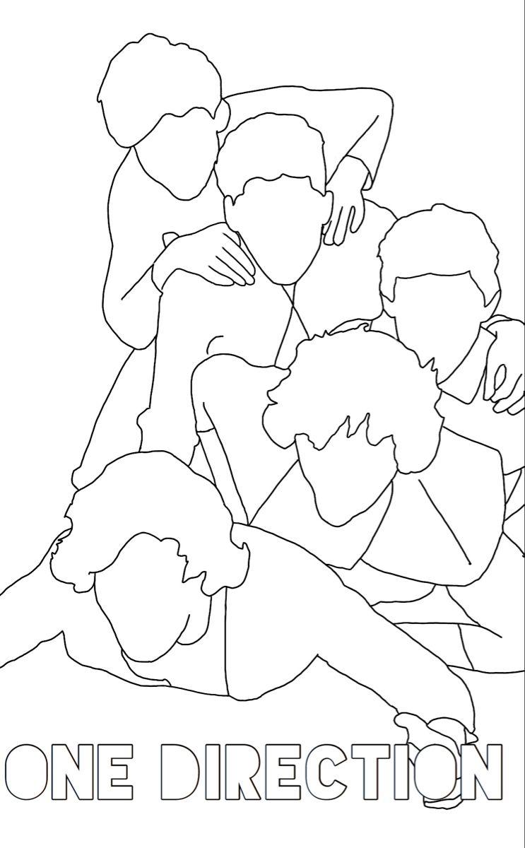 Onedirection Harrystyles Niallhoran Louistomlinson Liampayne Coloring Popculture Bored Fa Dibujos De One Direction Libro De Colores Pegatinas Bonitas