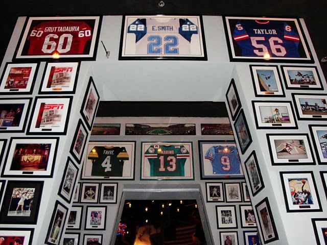ESPN Club Sports Memorabilia