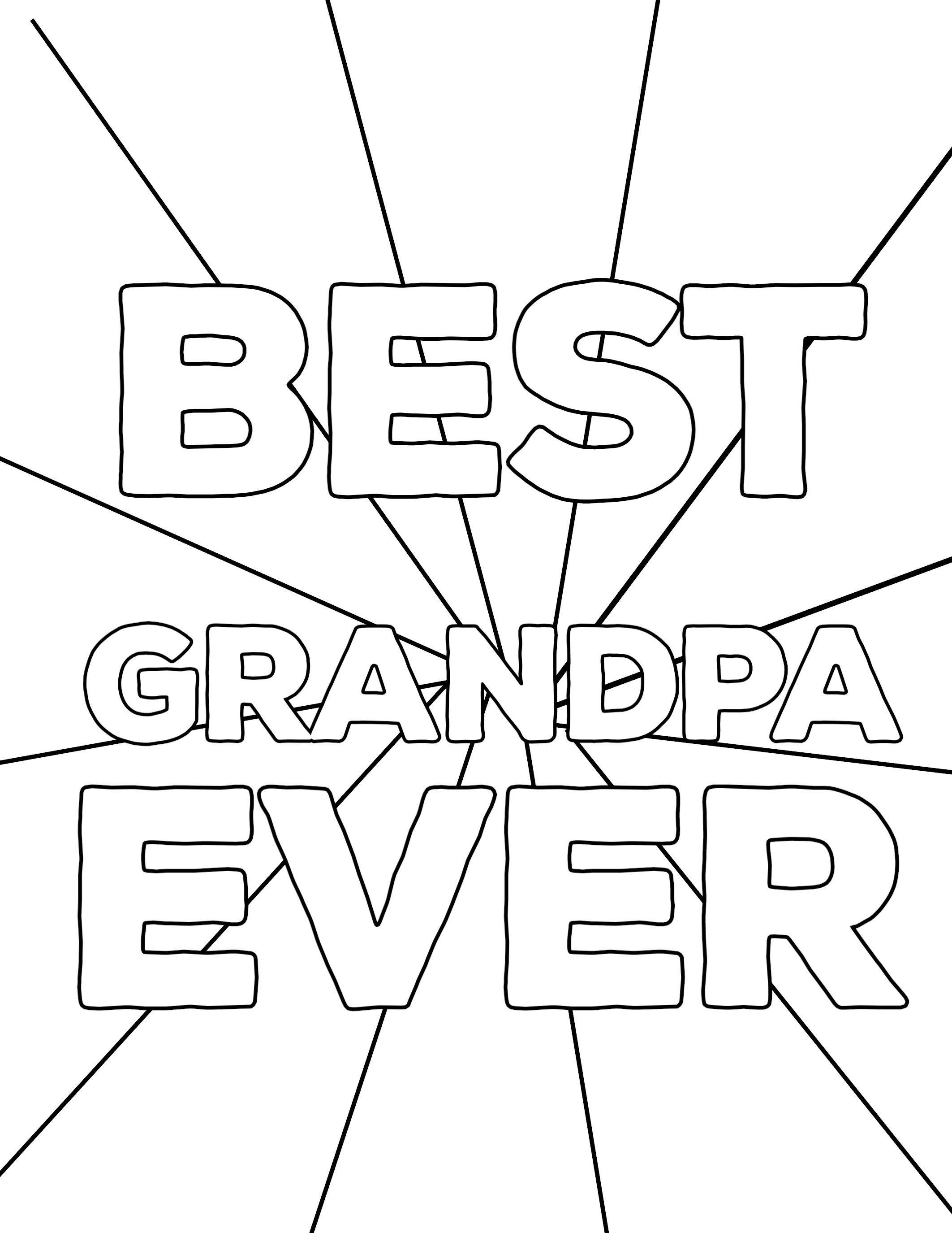 Grandparents Day Coloring Pages Unique Coloring