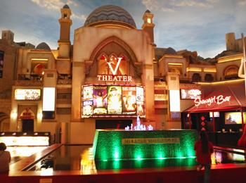 Miracle Mile Shops at Planet Hollywood Hotel and Casino