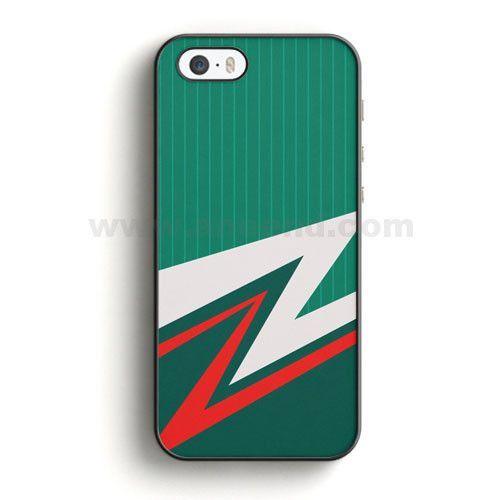 Abstract Geometric Lightning iPhone SE Case | Aneend.com