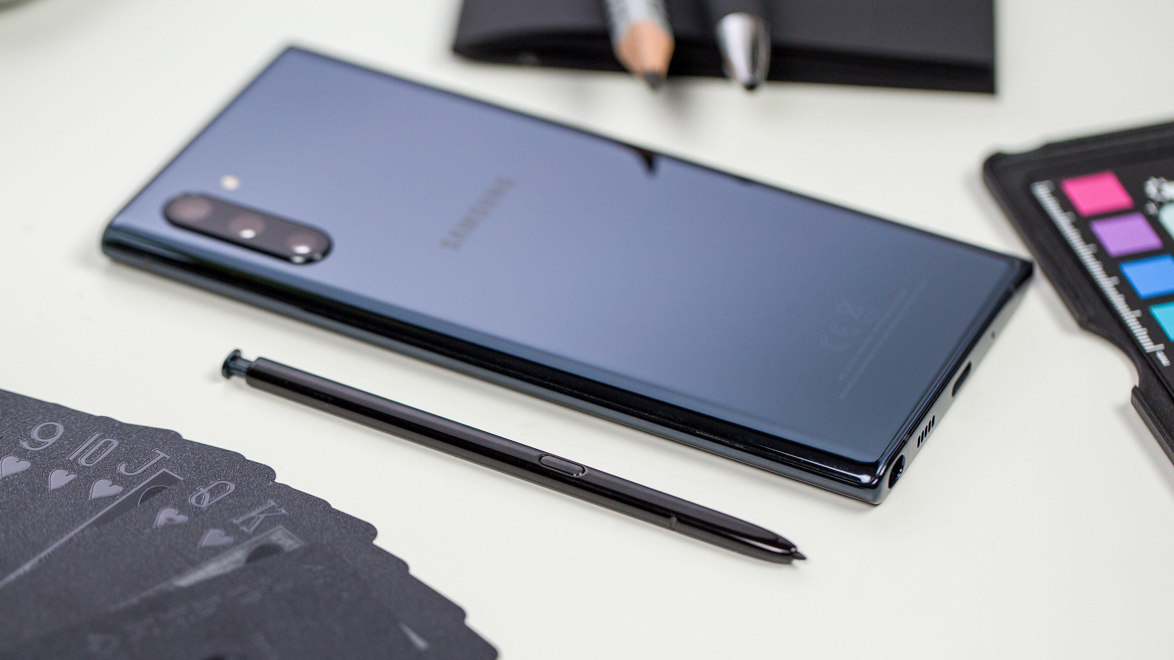 La popularité du Samsung Galaxy Note 10 n'est pas synonyme