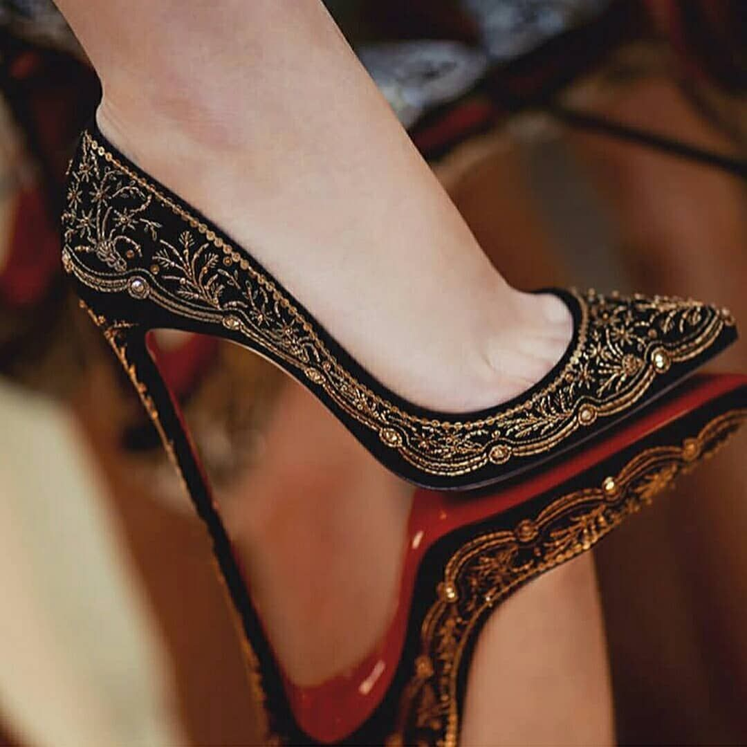 b04cc3bad823 Gorgeous Formal High Heel Shoes for Women   Girls 2019