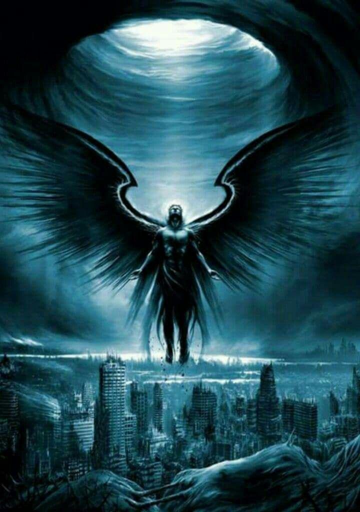 Angel Or Demon Angels And Demons Pinterest Angel Wallpaper