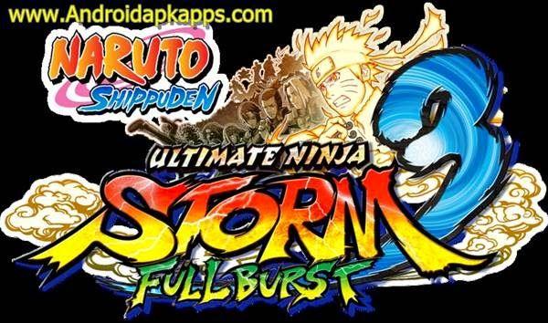 Download Naruto Shippuden Ultimate Ninja Storm 3 Full Burst For PC
