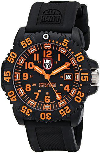 d7c467a7453 Luminox Men s 3059 EVO Navy SEAL Colormark Watch Luminox http   www.amazon