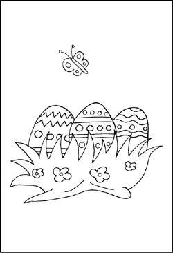 Malvorlage Ostereier Malvorlagen Ostern Basteln Mit Papier Ostern Kostenlose Ausmalbilder