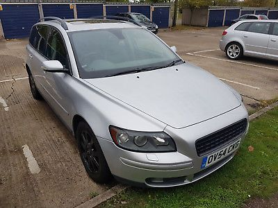 Volvo v50 2.0d spares or repair