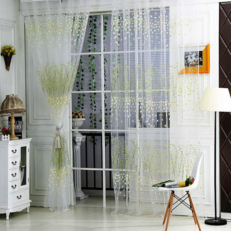 Taos x m winter sweet flower pattern roman blinds bedroom