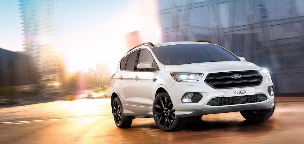 Ford Kuga 2017 Vorstellung Des Neuen Ford Kuga 2017 In Allen