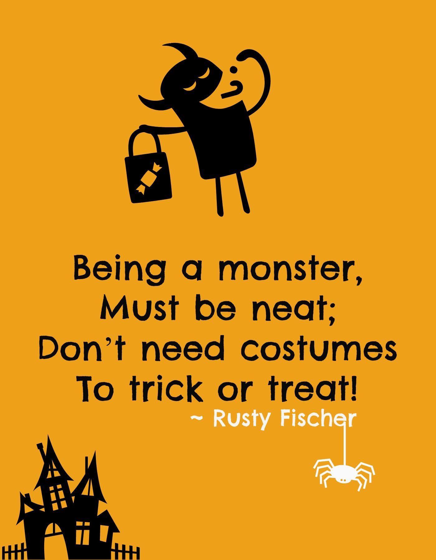 costumes a halloween poem | halloweeny screamy! halloween poems