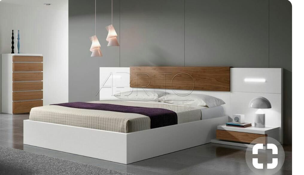 Pin By Nader Fallah On Dormitorios Bed Furniture Design Bedroom