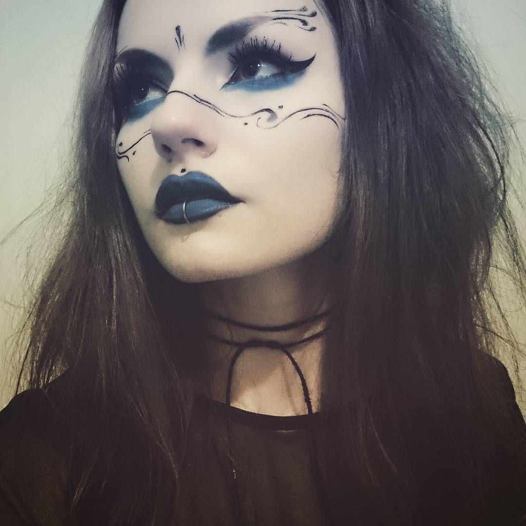 Style of eye makeup