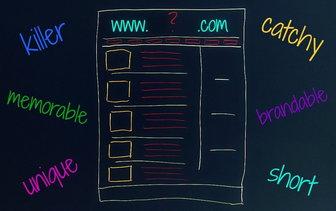8 tips for choosing the perfect domain name how to