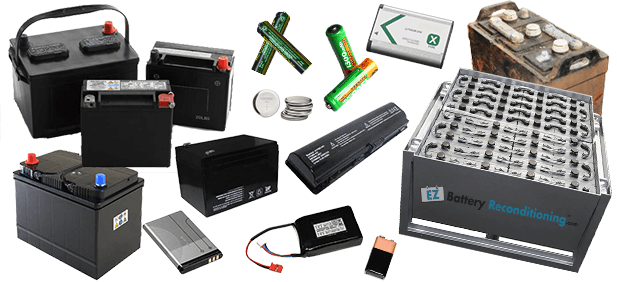 How To Recondition Batteries At Home Pdf Download Battery Dead Car Battery Battery Repair