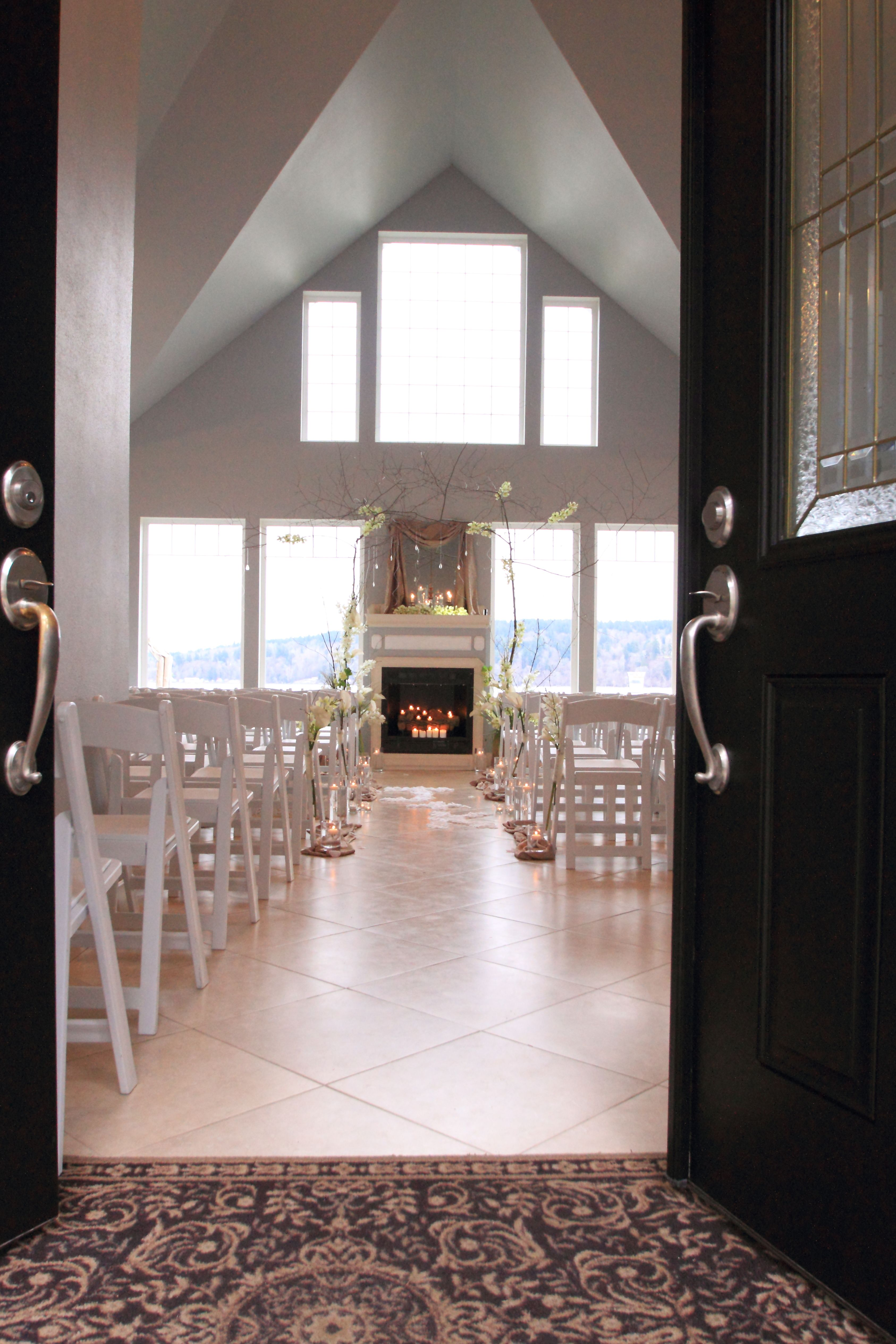 Indoor Beach Weddings The Edgewater House LOVE Wedding And Event Venue In