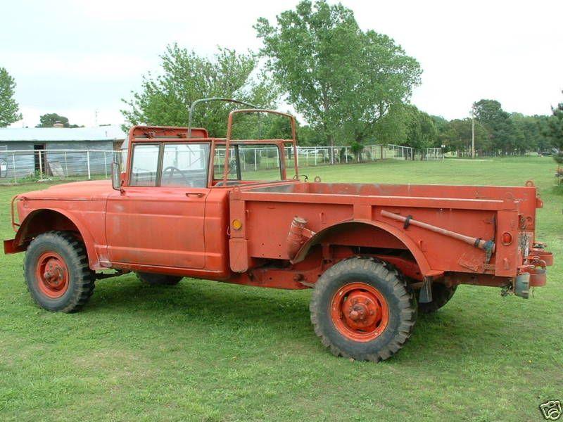 M715 Kaiser Jeep | 1969 M715 Kaiser Jeep Vin# | Jeep truck, Jeep pickup,  Cool trucks