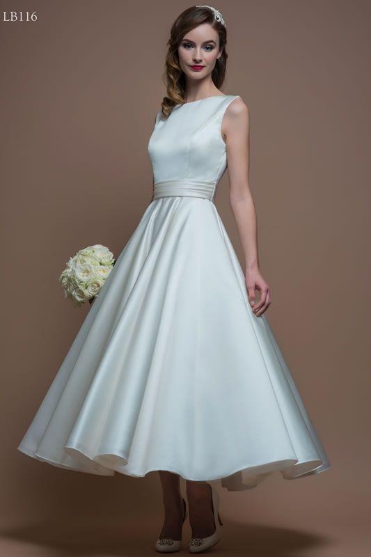 LouLou Bridal Wedding Dress LB116 Lucy | Abiti matrimonio roma ...