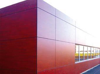 Fa 231 Ade Composite Trespa Meteon Bardage Maison Trespa
