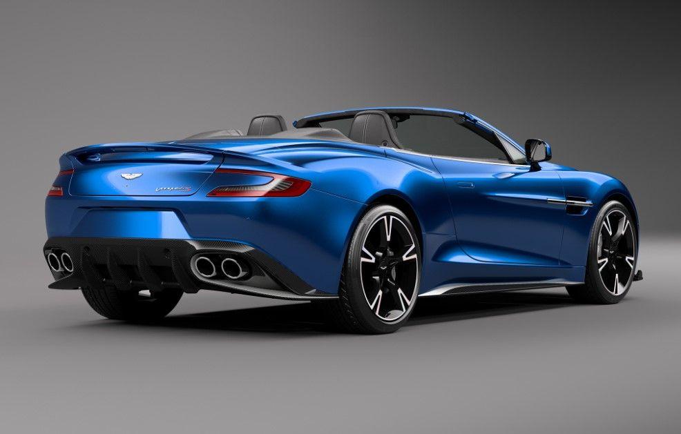 Aston Martin DB New Exterior Look Luxury Cars Pinterest - 2018 aston martin db9 coupe