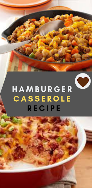 Hamburger casserole images