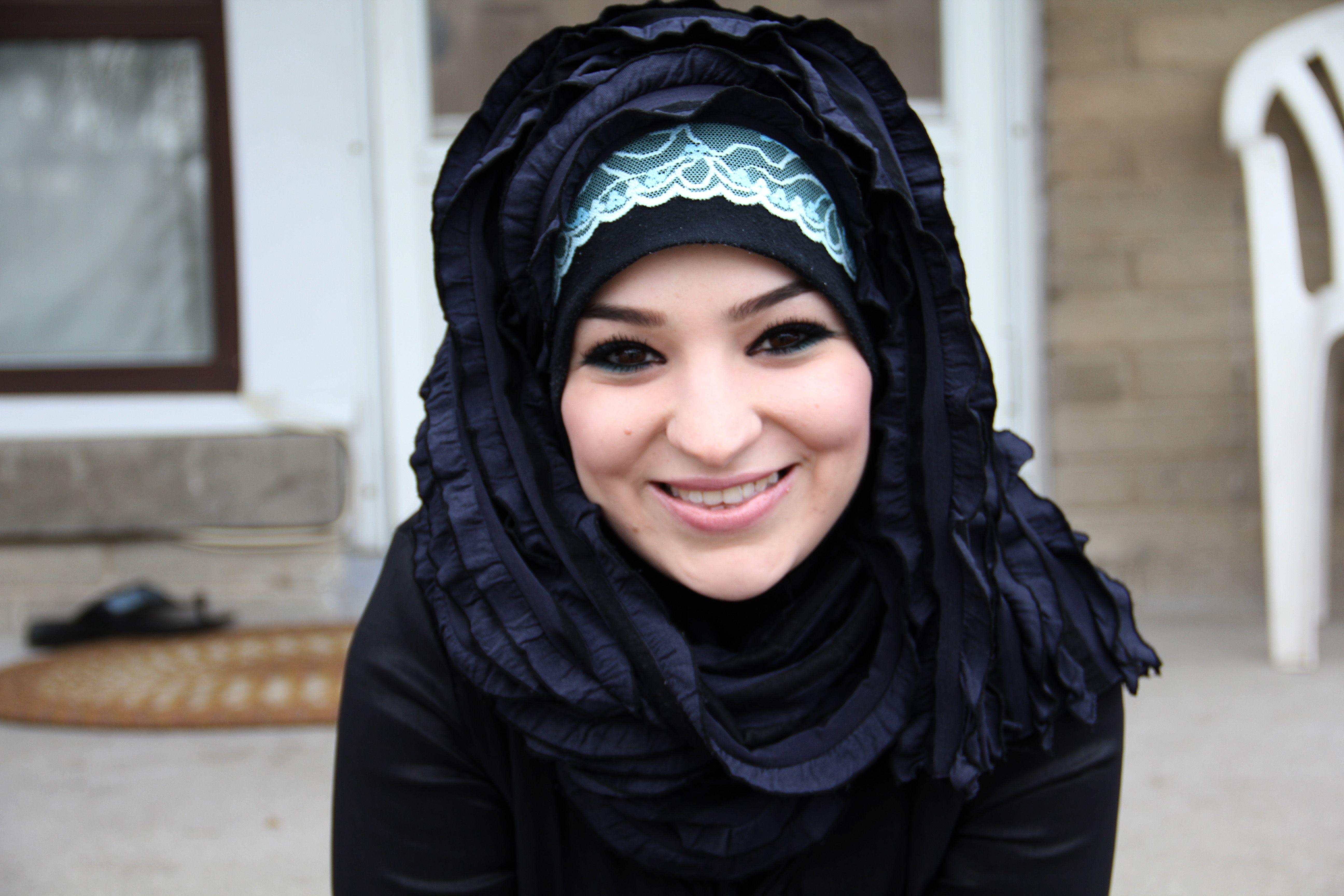 Картинки красивых девушки ислама