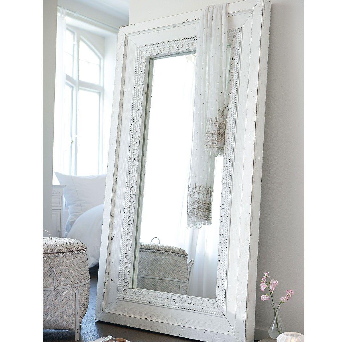 Spiegel Holz Weiss Spiegel Weiss Antike Spiegel Spiegel Holz