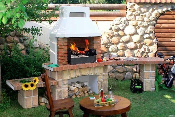 Angolo Barbecue Barbecue All Aperto Barbecue All Aperto
