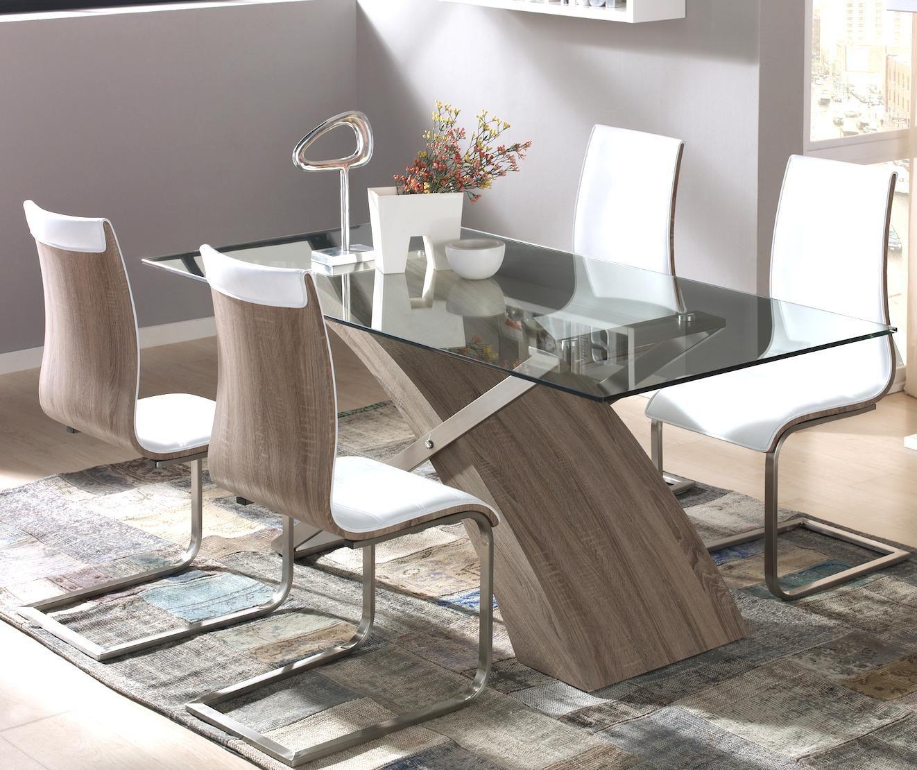 Le design à l\'élégance pour cette magnifique table à manger fixe ...