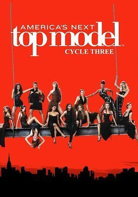 NEW America's Next Top Model, Cycle 3 (2004) (DVD)