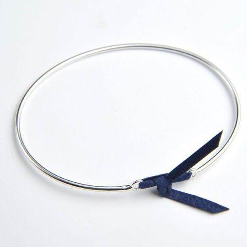 bracelet jonc argent agatha