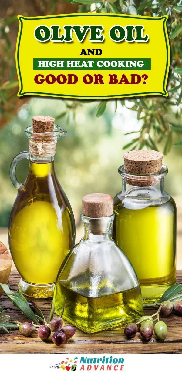 Cooking With Extra Virgin Olive Oil: Good or Bad? in 2020 ...