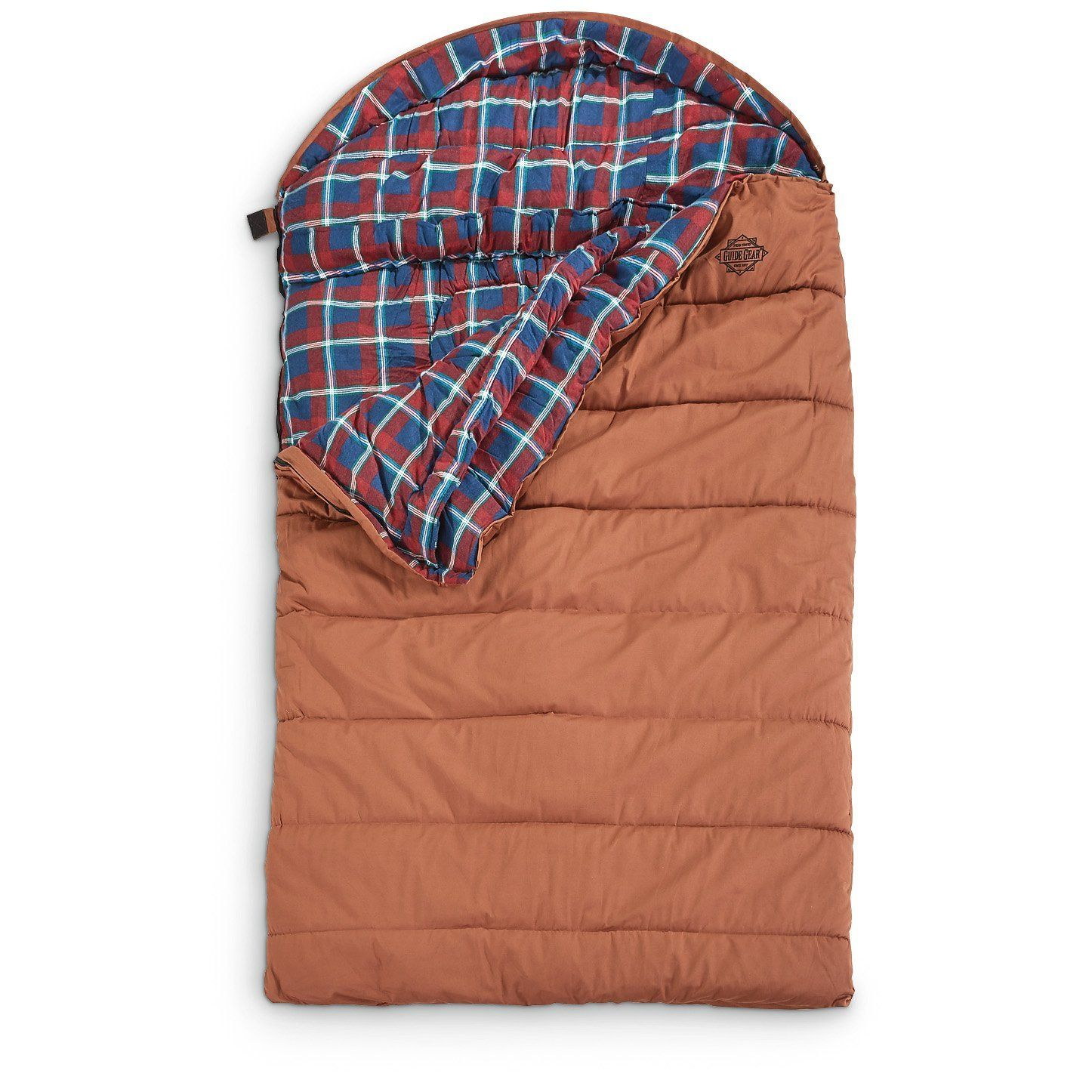 Guide Gear Cold Weather Double Sleeping Bag 0 Degree This Is An