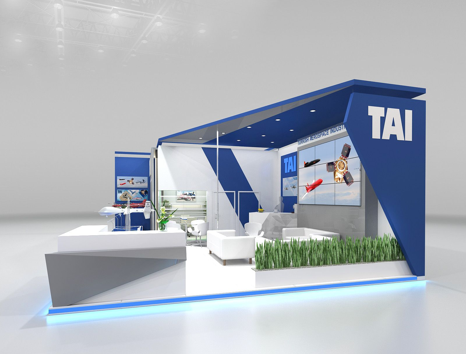 Exhibition Stand Design Sample : Tai by ivan kaplin at coroflot noman pinterest