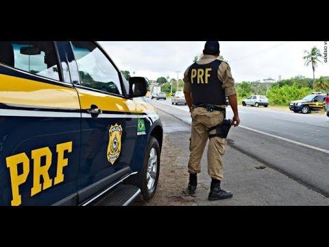 Polícia Rodoviária Federal EP8 (PRF) Anjos da Estrada EP8 (HD)