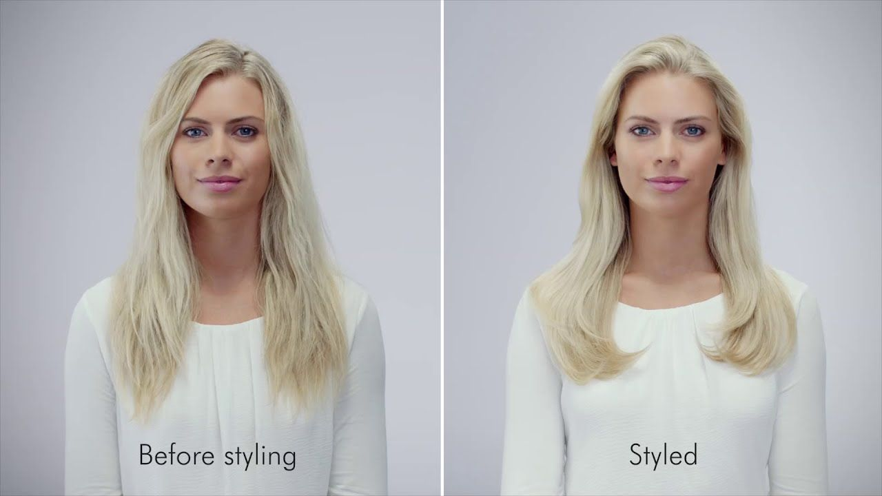 Smooth And Volumise Your With Dyson Airwrap Messy Hairstyles Short Hair Styles Sephora