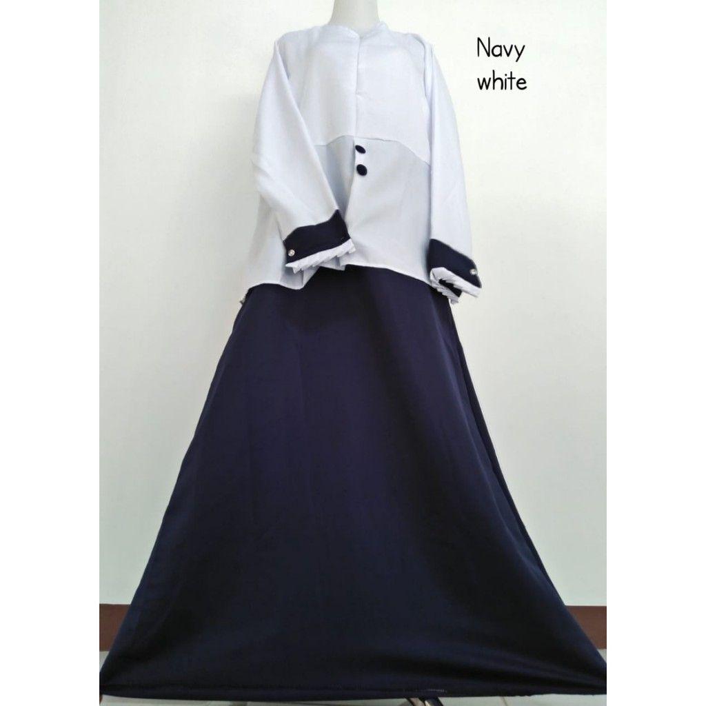 Model Baju Dinas Pdh Gamis – Ragam Muslim  Pakaian wanita, Model
