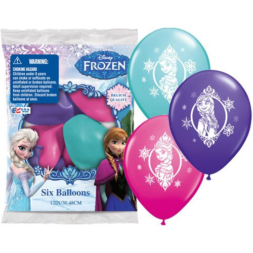 Pin En M's 6th Birthday...Frozen