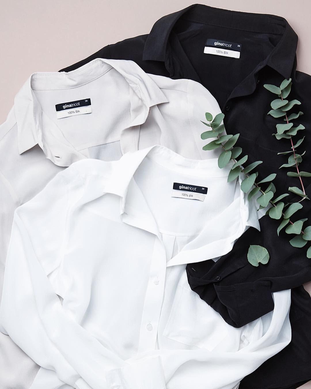 The perfect everyday piece engla silk shirt sekeur