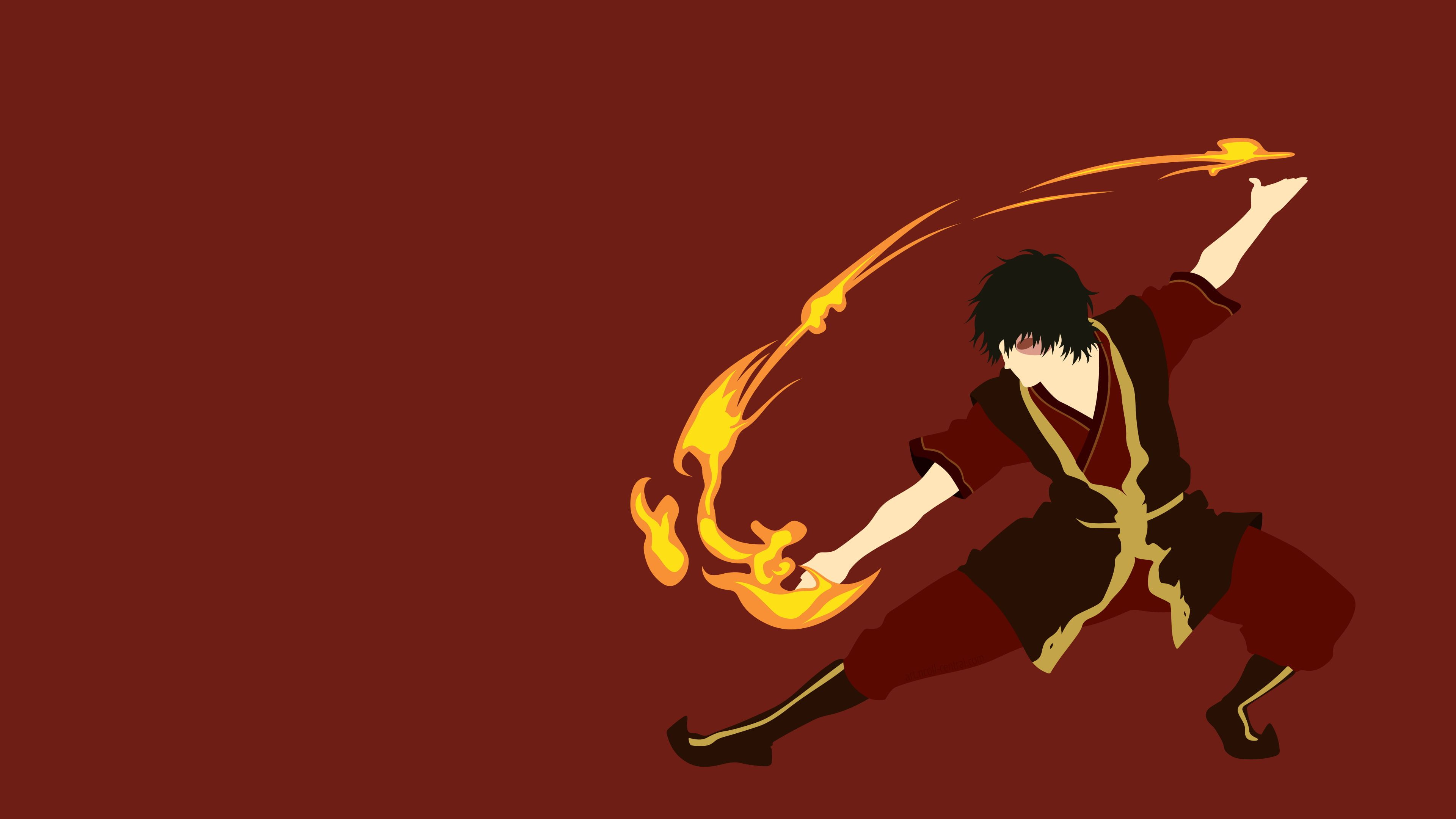 Avatar Anime Avatar The Last Airbender Zuko Avatar 4k Wallpaper Hdwallpaper Desktop In 2020 The Last Airbender Zuko Avatar Poster