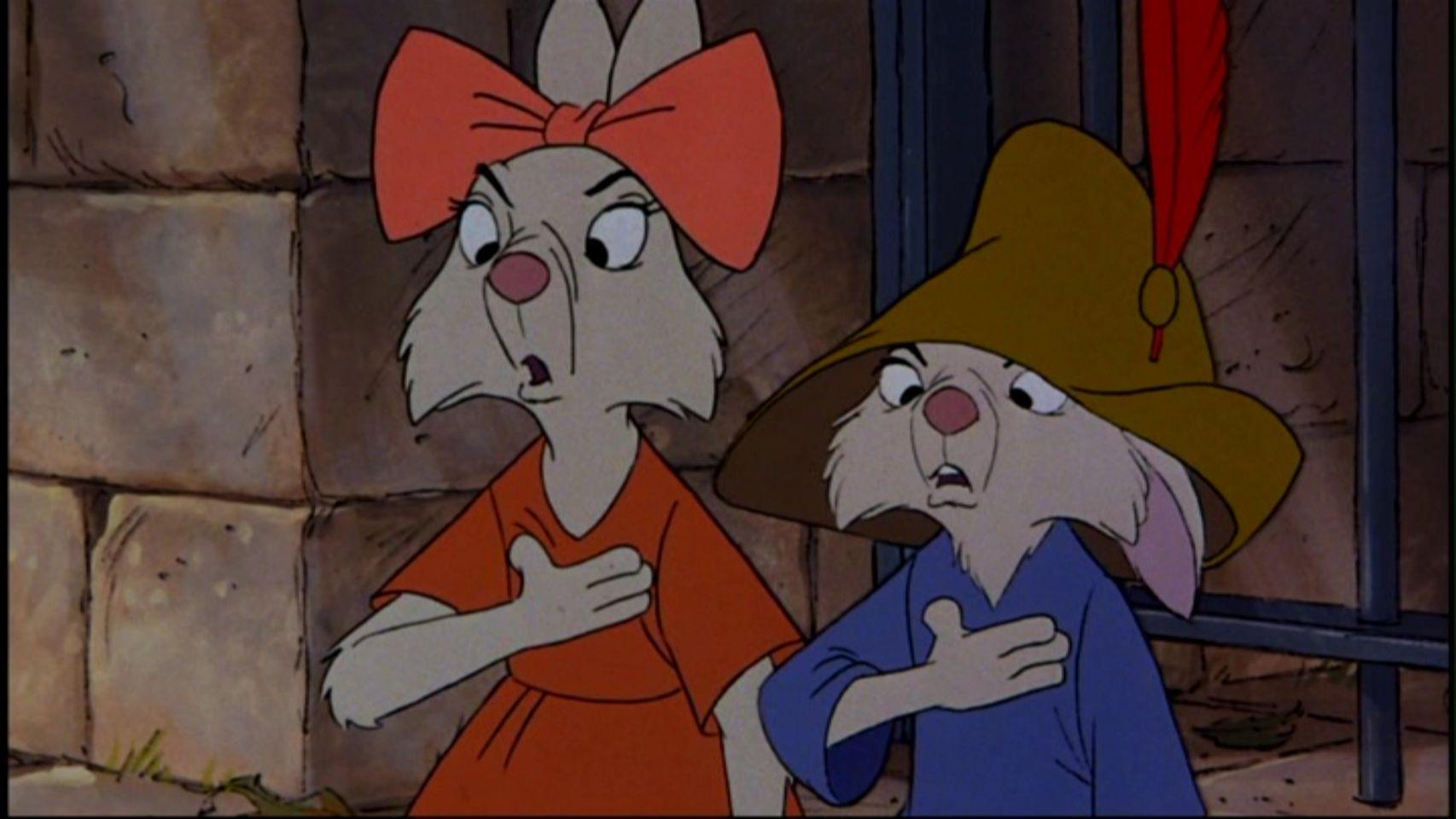 Disney Robin Hood Robin Hood Disney Image 19770573 Fanpop