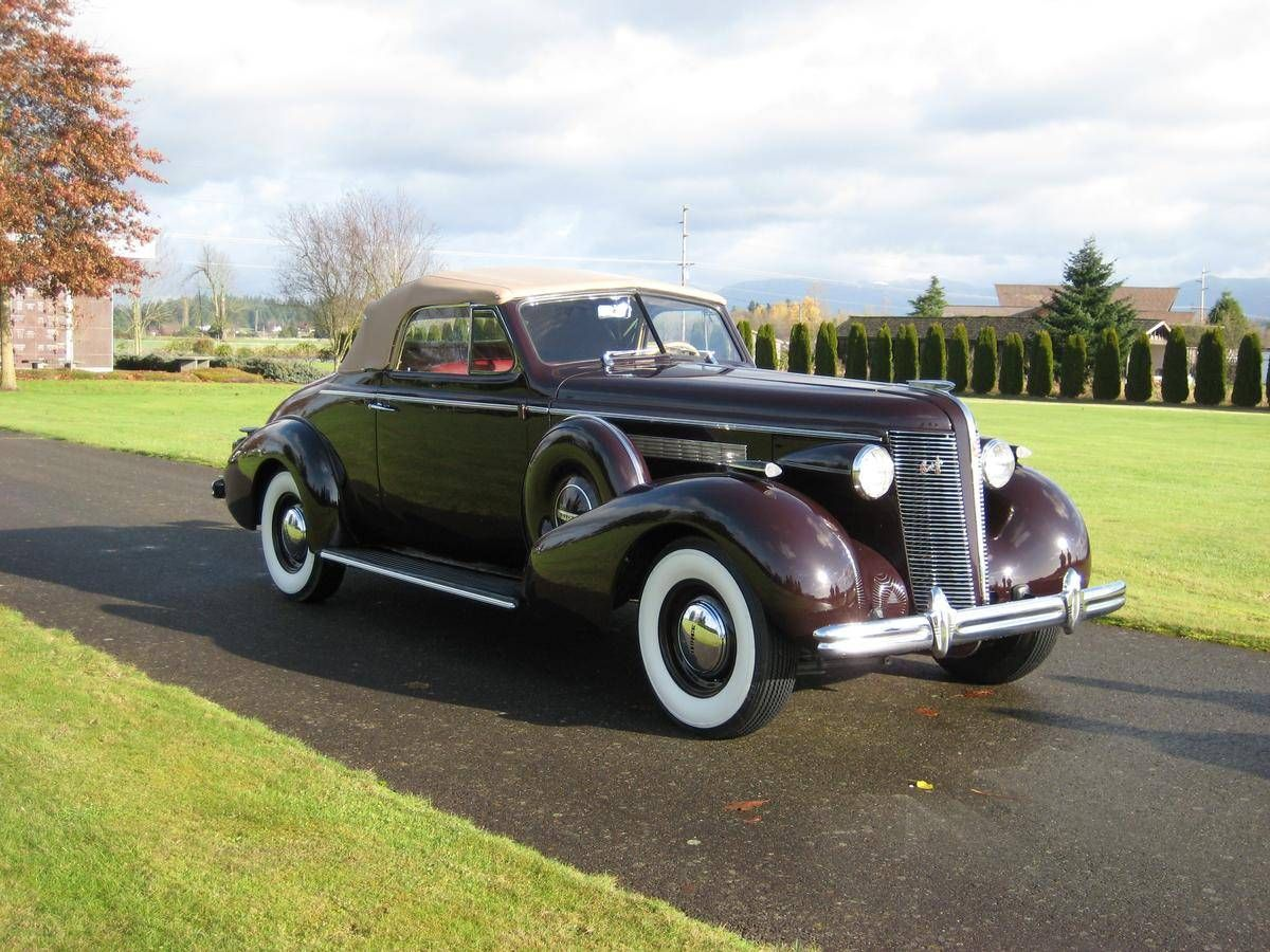 1937 Buick Century Convertible Coupe For Sale 1731426 Hemmings